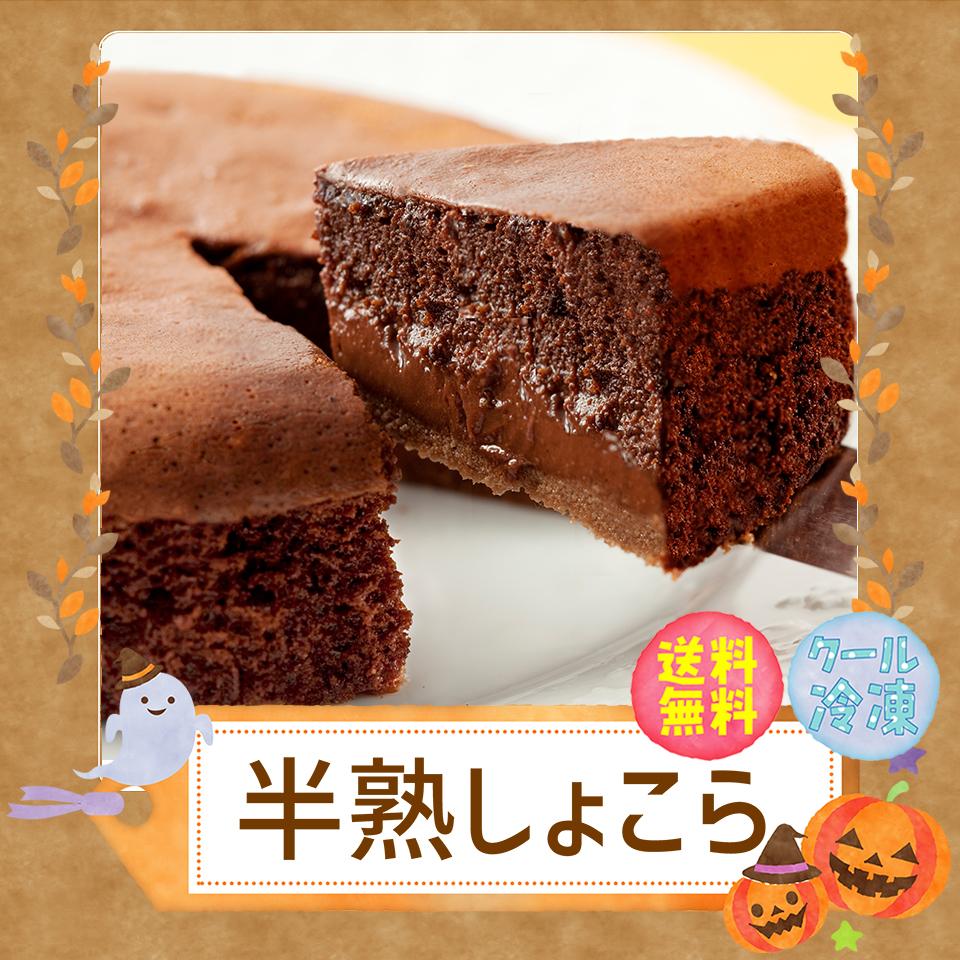 半熟 チョコレートケーキ 送料無料 冷凍 フォンダンショコラ