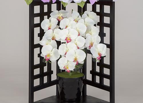 籠盛り 造花