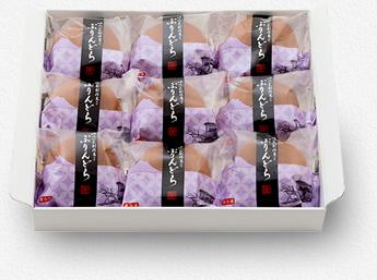 ゆふいん創作菓子ぷりんどら 9個入《冷凍発送》